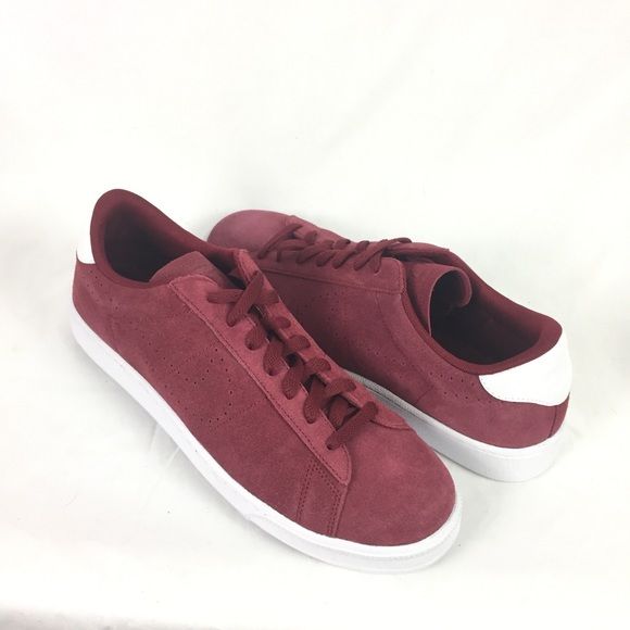 best loved 4d652 84a95 NIKE   Tennis Classic CS Suede RedWhite 829351-601